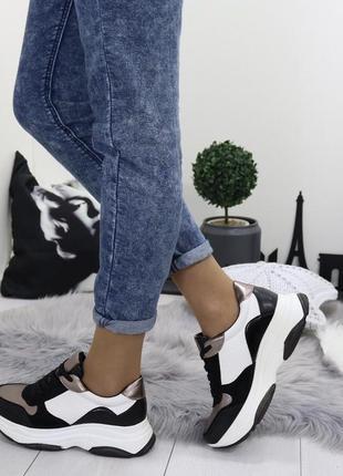 Новые шикарные женские кроссовки3