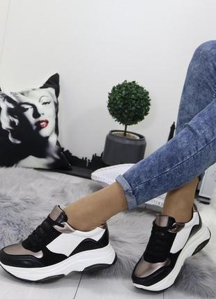 Новые шикарные женские кроссовки4