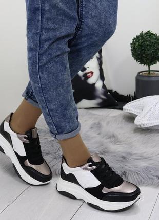 Новые шикарные женские кроссовки7
