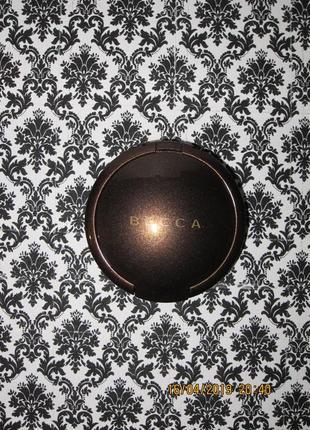 Натуральный бронзер с шиммером becca sunlit bronzer capri coast 2.3 г