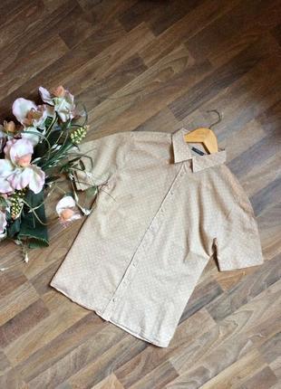 Блуза из тонкого хлопка eterna1