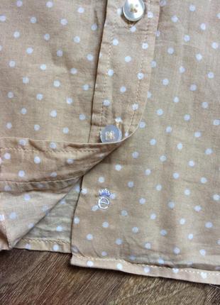 Блуза из тонкого хлопка eterna5