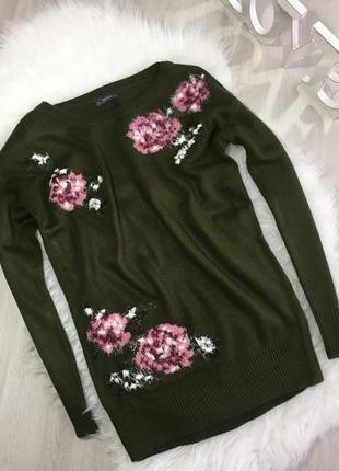 Удлиненный свитер yessica от  c&a