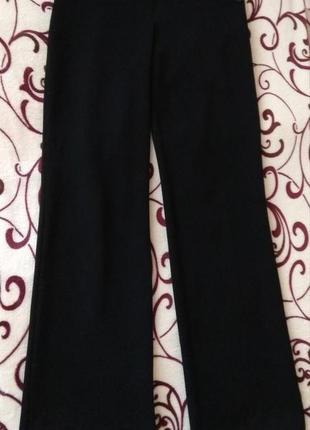 Черные классические брюки1
