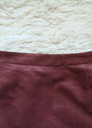 Стильная юбка с перфорацией от h&m2