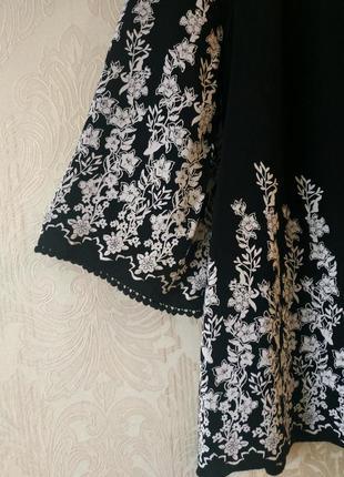 Шикарная блуза со спущенными плечами5