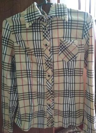 Рубашка женская1