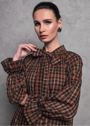 Шикарное платье украинского бренда5 фото