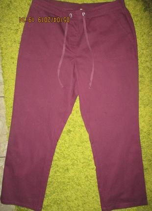 18*брюки как джинсы на резинке,пот- можно и 44-47-55см1