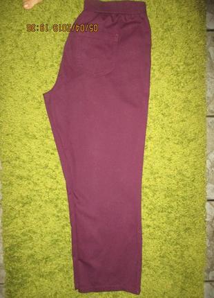 18*брюки как джинсы на резинке,пот- можно и 44-47-55см6