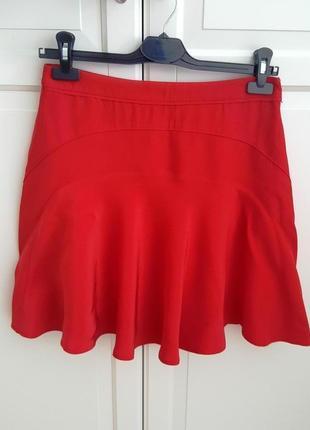 Красная юбка1
