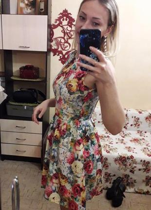 Летнее платье4