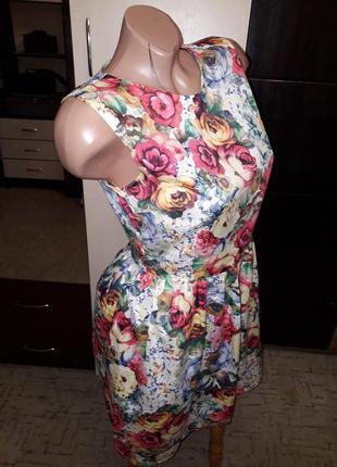 Летнее платье6