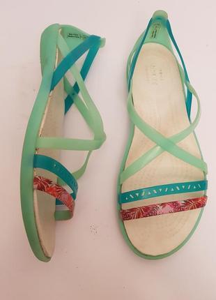 Crocs! классные брендовые силиконовые босоножки2