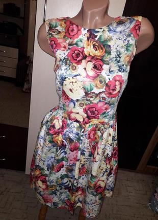 Летнее платье7