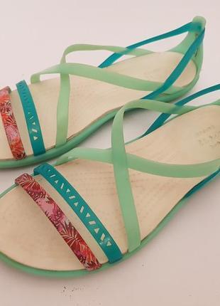 Crocs! классные брендовые силиконовые босоножки3