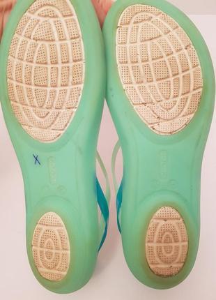 Crocs! классные брендовые силиконовые босоножки5