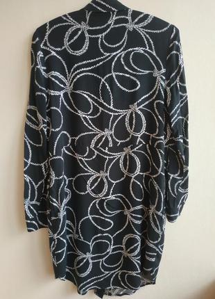 Стильное платье-рубашка warehouse2