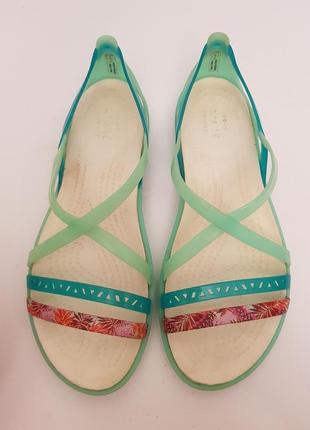 Crocs! классные брендовые силиконовые босоножки7