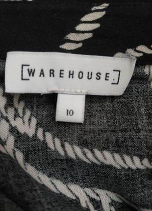 Стильное платье-рубашка warehouse8