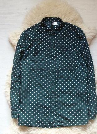 Стильная блуза из натуральной ткани от h&m