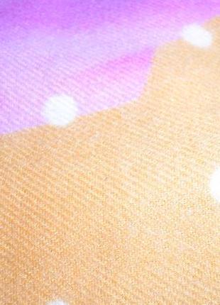 Нежный теплый элегантный качественный кашемировый платок шарф next lvl 185х70см9