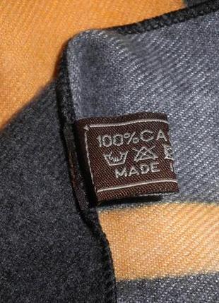 Нежный теплый элегантный качественный кашемировый платок шарф next lvl 185х70см10