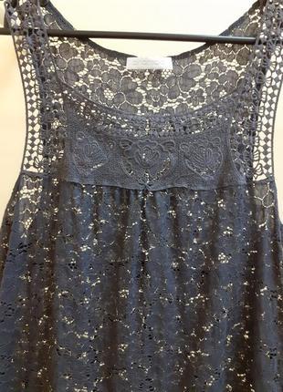 Гипюровое платьице2