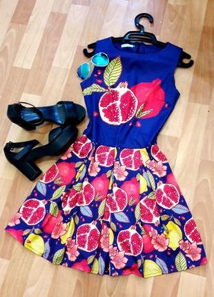 Класна сукня з фруктами)1