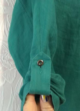 Лёгкая блуза из натуральной ткани4