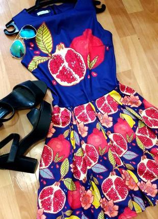 Класна сукня з фруктами)4