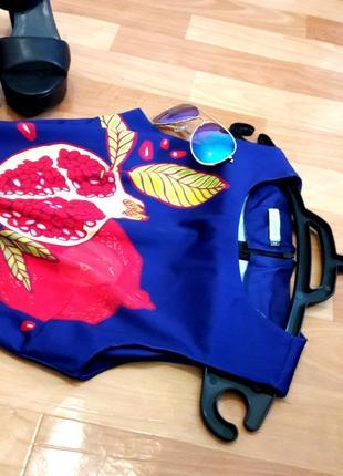 Класна сукня з фруктами)8