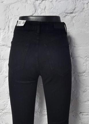 Базовые джинсы скинны высокая посадка от mango6