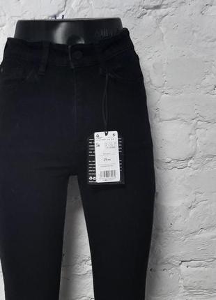 Базовые джинсы скинны высокая посадка от mango4