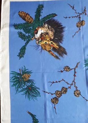 Шикарный  платок st.moritz винтаж2