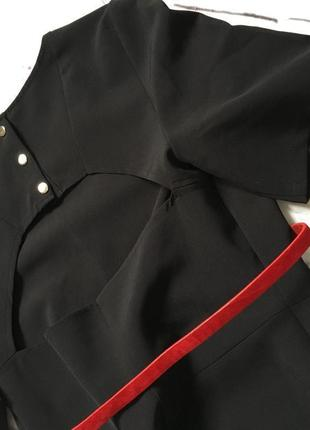 Плаття з вирізом на спинці3
