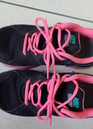 Nike 40/6р кроссовки 25.3см2
