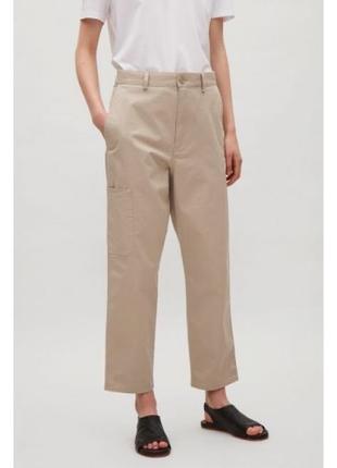 Штаны брюки cos, l2