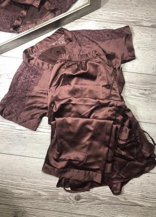Атласная пижама1