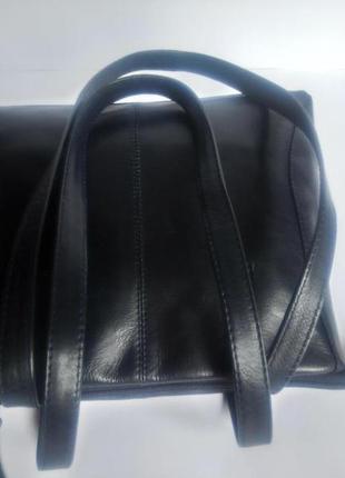 Отличная кожаная сумочка jobis4