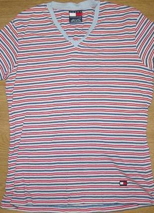 Фирменная футболка tommy hilfiger1