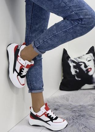 Новые шикарные женские кроссовки2