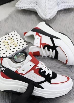 Новые шикарные женские кроссовки8