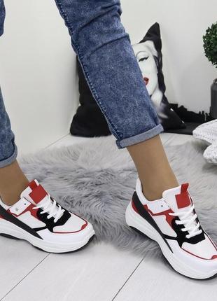 Новые шикарные женские кроссовки5