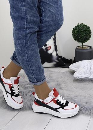 Новые шикарные женские кроссовки9