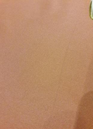 Шелковый платок bvlgari.9
