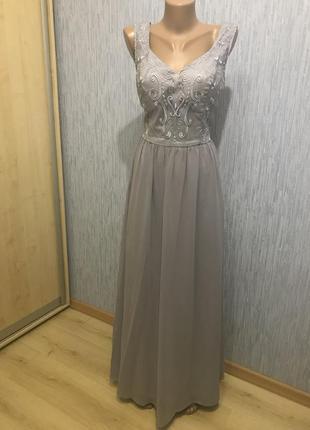 Нарядное платье1