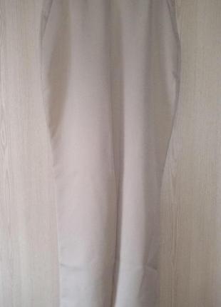Женский деловой брючный костюм с двубортным пиджаком и зауженными брюками(4 цвета:xs,s,m)7