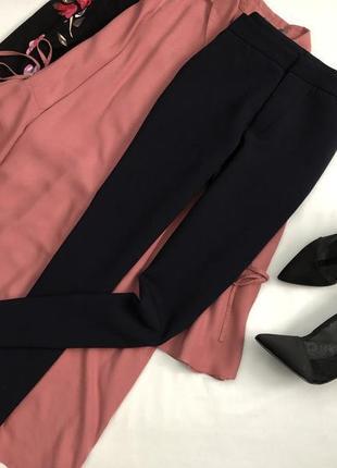 Элегантные брюки с высокой посадкой zara3