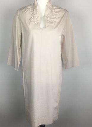 Легкое минималистичное платье от элитного бренда cos6